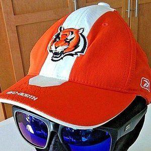 Reebok NFL Baseball Cap Cincinnati Bengals Hat AFC